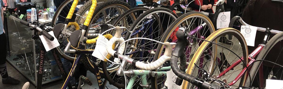 Sharing Wheels