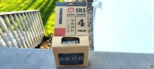 Brand New Yakima SKS Lock Cores w/keys #7204 with Keys A155 FREE SHIPPING