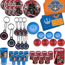 STAR WARS Force Awakens FAVOR PACK (48pc) ~ Birthday Party Supplies Toys Fillers