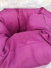 Futon mattress 12cm double futon mattress Purple fizz 135cm replacement Cushion