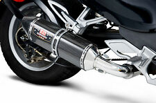 Race R77 C.F. Slip On Exhaust Yoshimura 1530202 08-12 Can Am Spyder GS/RS