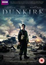 BBC Dunkirk DVD With Slipcover 2017 Benedict Cumberbatch