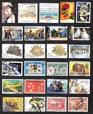 Australia .. Good Collection of Postage Stamps .. 0917