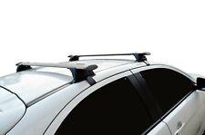 Aero Roof Rack Cross Bar for Toyota Camry Aurion 07-15 Black Flexible 120cm