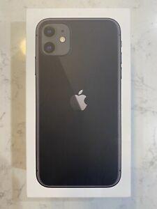 Apple iPhone 11 64GB MWL72LL/A Accessories: EarPods/Box/Power Official Original