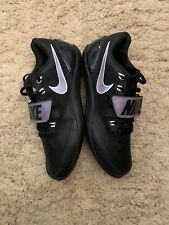 Nike Zoom Rotational 6 Mens Track Discus Throw Shoes Black 685131 003 size 10