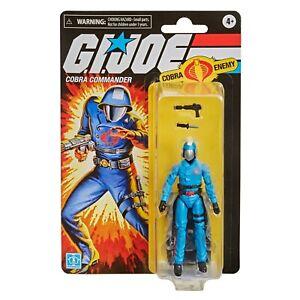 "G.I. Joe Retro Collection Cobra Commander 3.75"" Action Figure"