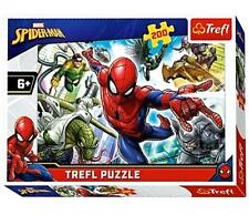 Trefl Marvel Spiderman  Jigsaw Puzzle 200 Pieces 7+ Kids Game Gift