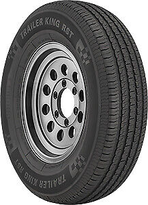 Set of 4 175//80R13 Trailer Tire ST 175 80R13 6PR Radial Trailer Tires 175 80 13 Tire Load Range C 91N
