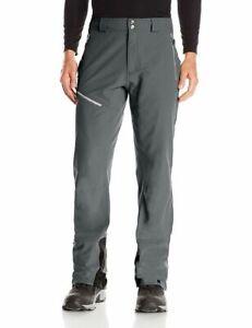 Dynafit Aeon DST Snowbaord Ski soft shell Pant Mens Gray / Asphalt 2XL (54) NWT