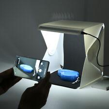 Light Box Foldable Photo Studio Mini Light Room Portable Photography