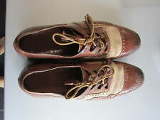 CHURCH's bi colour shoes NEW in BOX never used size 39,5 used aspect