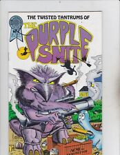 Blackthorn Publishing! The Purple Snit! Issue 1!