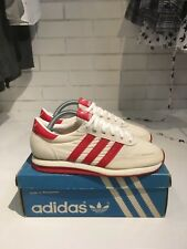 Adidas Summit UK 4 Rare VTG with OG box Made in Philippines