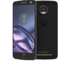 Motorola XT1650M Moto Z Force Verizon Unlocked 32GB Black Smartphone Cell Phone