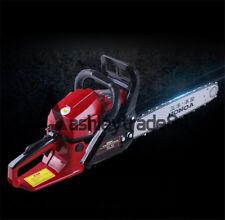 New 9980 high-power gasoline saws chain saw wood saw 20' 62CC
