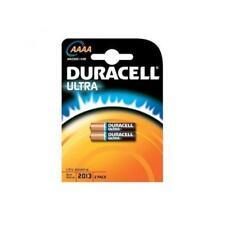 Baterías desechables AAAA Duracell para TV y Home Audio