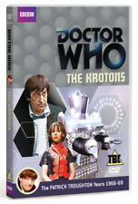 Doctor Who: The Krotons DVD (2012) Patrick Troughton ***NEW***