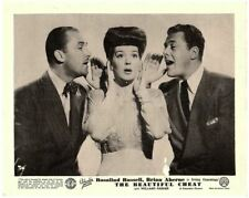The Beautiful Cheat 1944 original 8x10 lobby card Rosalind Russell Aherne Parker