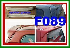 SPOILER ALETTONE POSTERIORE  FIAT 600 SEICENTO GREZZO F089G-SI089-1