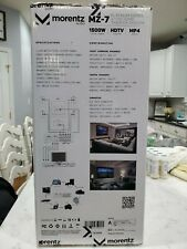 Morentz Audio Mz-7 Platinum 5.1 Hd Home Audio Theater *New In Box, Unopened