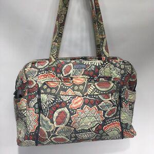 Vera Bradley Baby Diaper Baby Bag Retired Nomadic Floral Retail $130