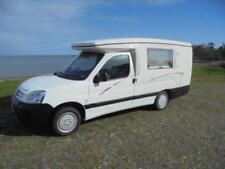 Diesel Peugeot Campers, Caravans & Motorhomes with Driver Airbag