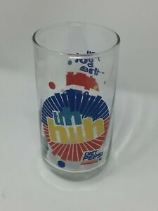 "DIET PEPSI Vintage Glass ""You Got The Right One Baby, Uh Huh"" Ray Charles Promo"