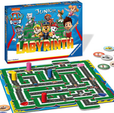 Ravensburger 20799 Paw Patrol Junior Labyrinth, Kinder Brettspiel ab 4 Jahren