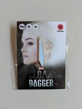 SDCC 2018 Marvel Cloak and Dagger exclusive pin