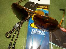L L BEAN - Aviator Classic Sunglasses - NEW - with FREE accessories ( LLB-1,2&3)
