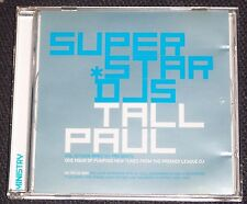 Ministry Presents: Superstar DJs - Tall Paul - CD