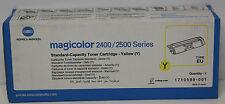 Konica Minolta A00W131 magicolor 2400, 2500 series 1.500 Seiten, gelb