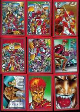 YOUNGBLOOD 1992 90-CARD SET-ROB LIEFELD-IMAGE COMICS