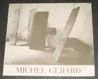 Michel Gerard by Michel Gerard (1981, Book)
