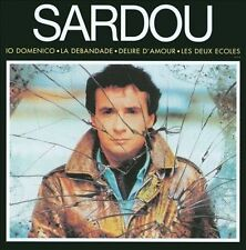 Rouge by Michel Sardou CD France 1985 Trema 710 181