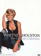 WHITNEY HOUSTON The Ultimate Collection DVD All Zone - NEW