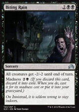 MTG 4x BITING RAIN - PIOGGIA BATTENTE - SOI - MAGIC
