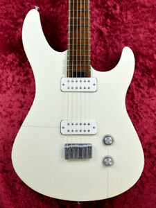 Electric Guitar YAMAHA RGX-A2 White Ship From Japan Right Handed USED