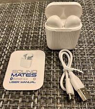 "New listing Tzumi SoundMates Wireless Stereo Earbuds Bluetooth 5.0 Sound Mates Headphonesâ""¢"