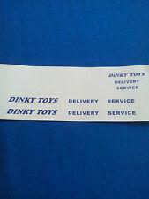 (Tr 126) DINKY 582 / 982 PULLMORE porte voitures - transfert / tranfer