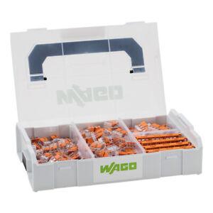 Official & Genuine WAGO 887-952 L-BOXX® Mini - 4mm² 221 Series Connectors