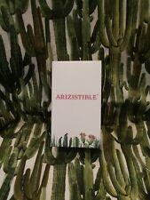 ARIZISTIBLE Perfume with ingredients found in the Arizona desert, cactus. 3.5oz