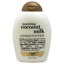 OGX Nourishing Coconut Milk Conditioner by Organix for Unisex - 13 oz Conditione