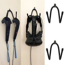 Wall Rack for HTC Vive, Samsung Galaxy Gear VR Headset  Helmet Touch Controllers