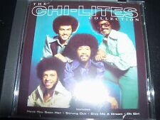 The Chi-Lites Collection Very Best Of Greatest Hits CD – Like New