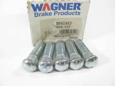 (5) Wagner BD61483 Wheel Lug Stud Bolt - Rear