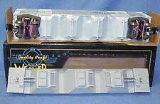 Pecos River Brass O scale 3 bay underbody conversion for Weaver 4bay Hopper 12pc