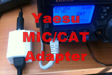 Yaesu MIC/CAT Adapter for FT-450, FT-857, FT-897, FT-900 and compatible