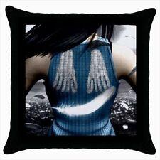 Final Fantasy 8 FF VIII Rinoa Game #J01 Throw Pillow Cushion Case